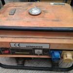 240v power generator.