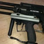 Paintball Guns.