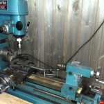 Lathe/Milling machine