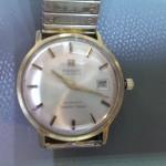 Tissot Watch.