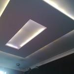 Designer lighting.